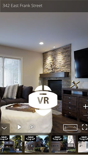 Virtually 3D Tour - Google Cardboard and Samsung VR Virtual Reality