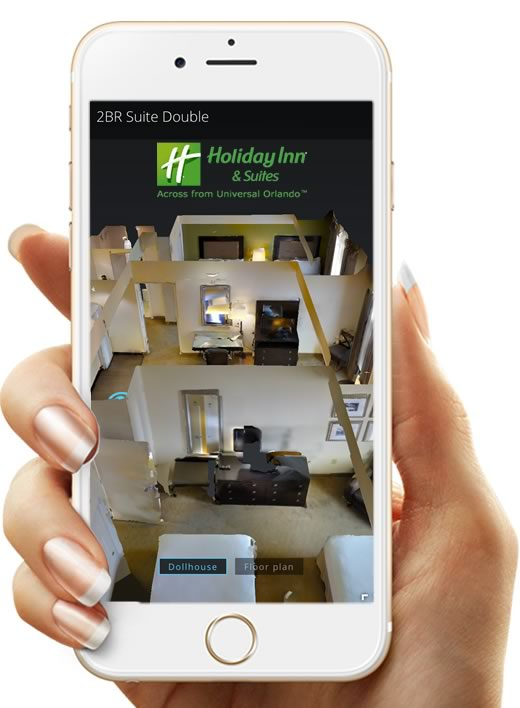 Virtually - Virtual Reality Marketing for Hospitality