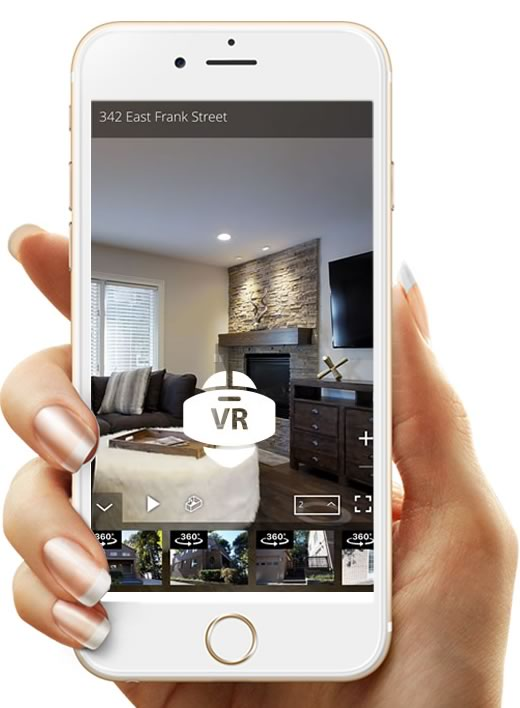 Virtual reality based site inspections for event planners